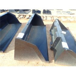 KIT CONTAINERS 90 in SNOW/MULCH BUCKET Skid Steer Attachment