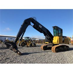 2017 CATERPILLAR 568LL Log Loader