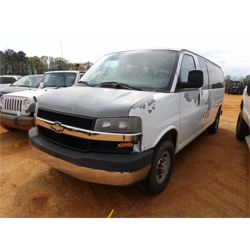 2007 CHEVROLET EXPRESS Passenger Van
