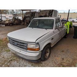 1992 FORD F150 Pickup Truck
