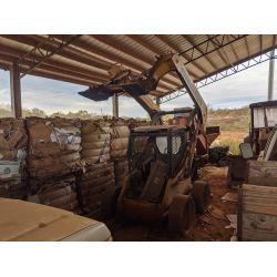 JOHN DEERE 240 Skid Steer Loader - Wheel