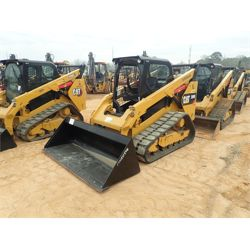2016 CATERPILLAR 289D Skid Steer Loader - Crawler