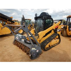2017 CATERPILLAR 299D2 XHP Skid Steer Loader - Crawler