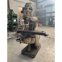 ACREMILL LS-25 MILLING MACHINE Shop Equipment