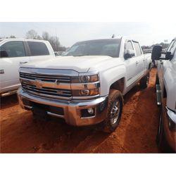 2016 CHEVROLET 2500 LT Pickup Truck