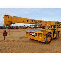 1989 BRODERSON IC-200-2B Yard / Carry Deck Crane