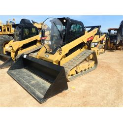 2018 CATERPILLAR 299D2 Skid Steer Loader - Crawler