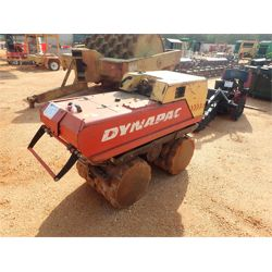 2005 DYNAPAC LP8500 TRENCH ROLLER Compaction Equipment
