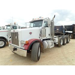2007 PETERBILT 378 Day Cab Truck