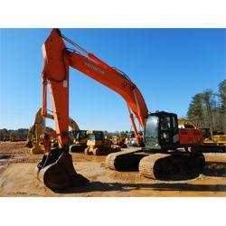 2012 HITACHI ZX350LC-5N Excavator