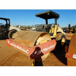 2001 DYNAPAC CA262D Compaction Equipment