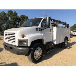2004 GMC C6500 Service / Mechanic / Utility Truck