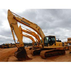 2009 KOMATSU PC300LC-8 Excavator