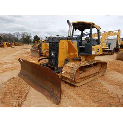 2013 JOHN DEERE 650K LGP Dozer / Crawler Tractor