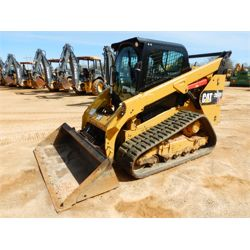 2015 CATERPILLAR 289D Skid Steer Loader - Crawler