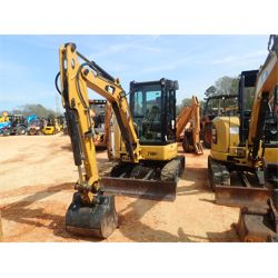 2016 CATERPILLAR 303.5E2 CR Excavator - Mini