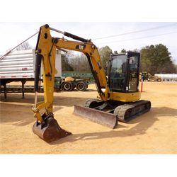 2016 CATERPILLAR 305E2 CR Excavator - Mini