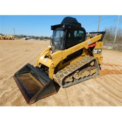 2018 CATERPILLAR 299D2 XHP Skid Steer Loader - Crawler