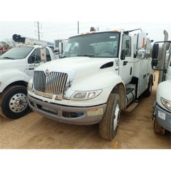 2015 INTERNATIONAL 4300 Service / Mechanic / Utility Truck