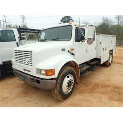 2001 INTERNATIONAL 4700 Service / Mechanic / Utility Truck