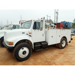 1990 INTERNATIONAL 4700 Service / Mechanic / Utility Truck