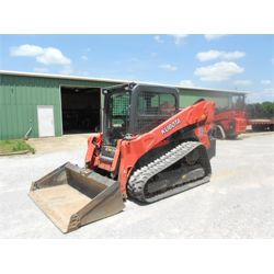 2016 KUBOTA SVL95-2S Skid Steer Loader - Crawler