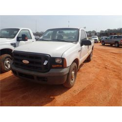2006 FORD F250 Pickup Truck