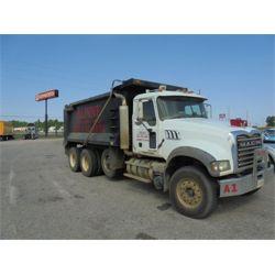 2008 MACK GU713 Dump Truck
