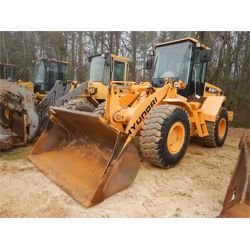 2006 HYUNDAI HL740-7 Wheel Loader