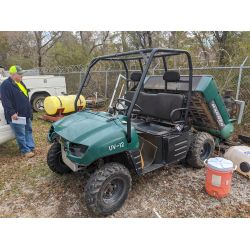 2008 POLARIS RANGER ATV / UTV / Cart