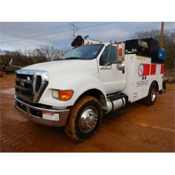2013 FORD F750 Service / Mechanic / Utility Truck