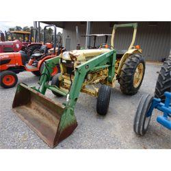 1984 JOHN DEERE 1050 Tractor