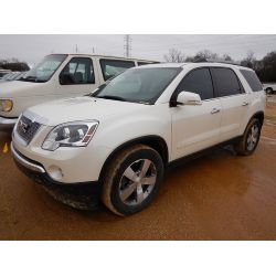 2011 GMC ACADIA Car / SUV