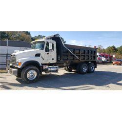 2007 MACK CV713 Dump Truck