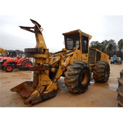 TIGERCAT 720D Feller Buncher