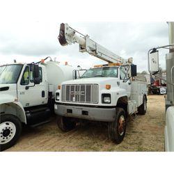 1998 GMC C7500 Boom / Bucket / Crane Truck