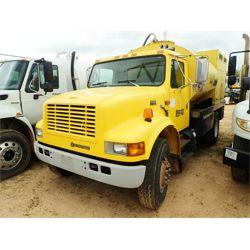 1999 INTERNATIONAL 4700 Sewer Rodder Truck