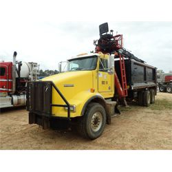 2002 KENWORTH T800 Grapple Truck