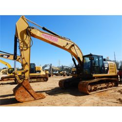 2012 CATERPILLAR 329EL Excavator