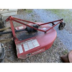 BUSH HOG SQ160 Mowing Equipment