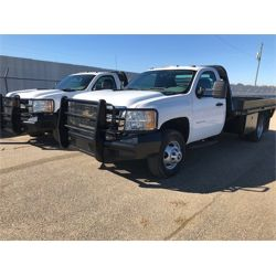 2012 CHEVROLET 3500HD Flatbed Truck