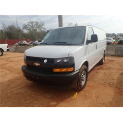 2018 CHEVROLET EXPRESS Box Truck / Cargo Van