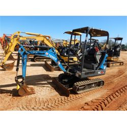 2016 TEREX TC16-2 Excavator - Mini