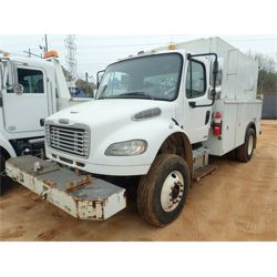 2008 FREIGHTLINER M2 Service / Mechanic / Utility Truck