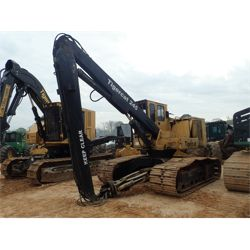 TIGERCAT 245 Log Loader