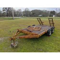 1992 HOMEMADE  Utility / Light Duty Trailer