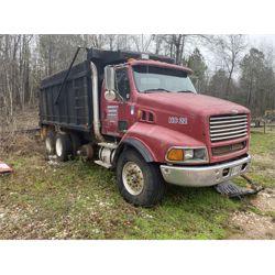 1999 STERLING 9500 Dump Truck