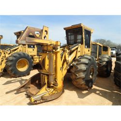 2009 TIGERCAT 720E Feller Buncher