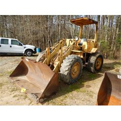1972 CATERPILLAR 910 Wheel Loader