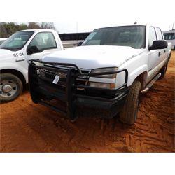 2007 CHEVROLET 2500 Pickup Truck